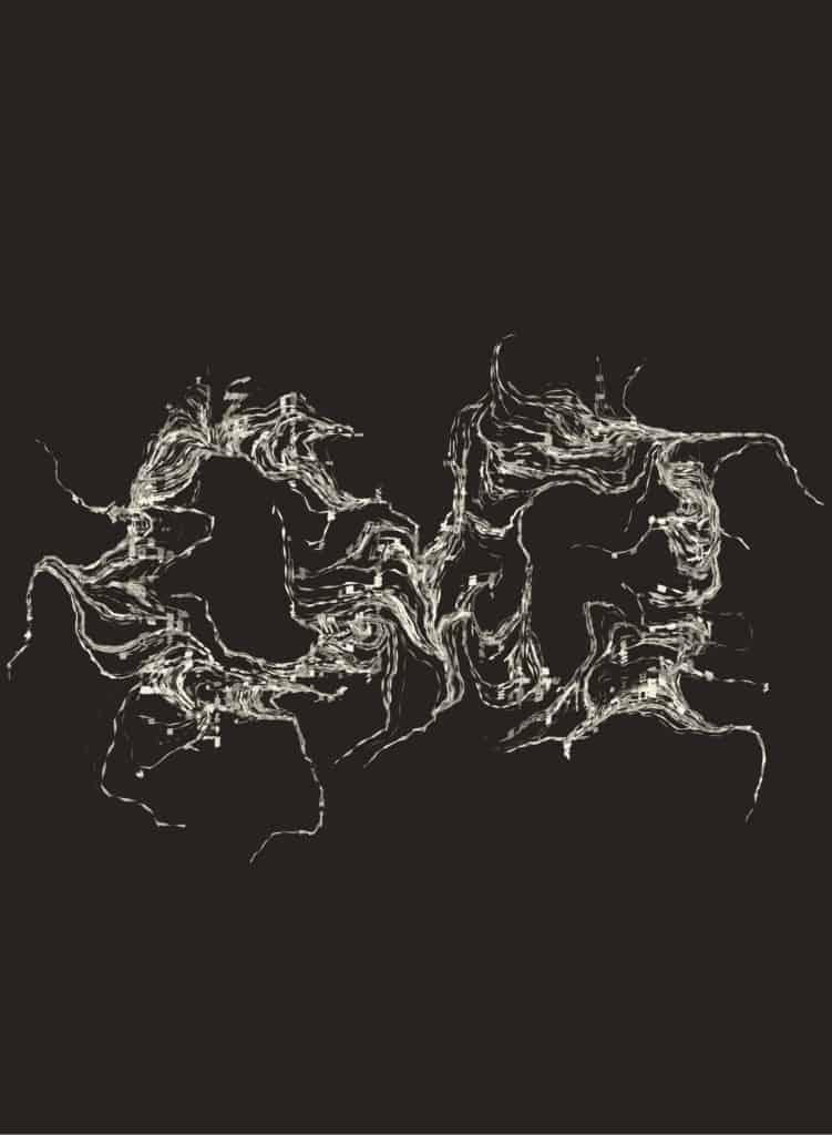 FLow Fiel Generative art javascript 05